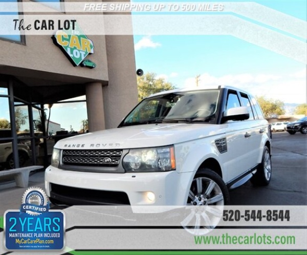 2010 Land Rover Range Rover Sport in Tucson, AZ
