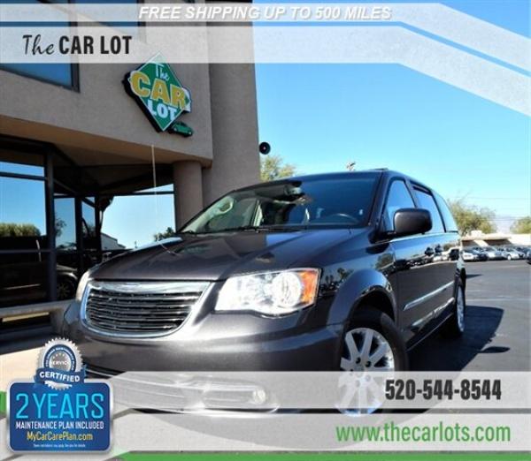 2016 Chrysler Town & Country in Tucson, AZ