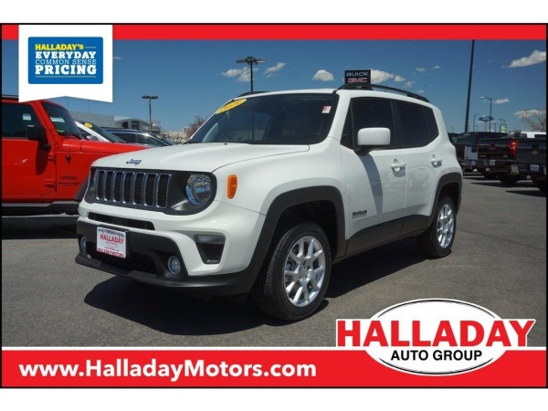 2019 Jeep Renegade in Cheyenne, WY