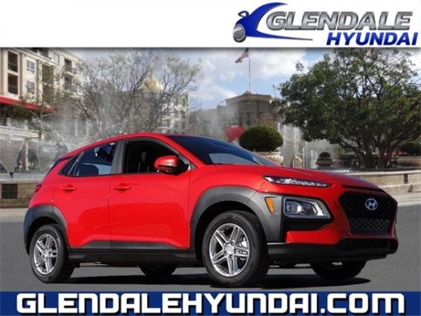 2020 Hyundai Kona in Glendale, CA