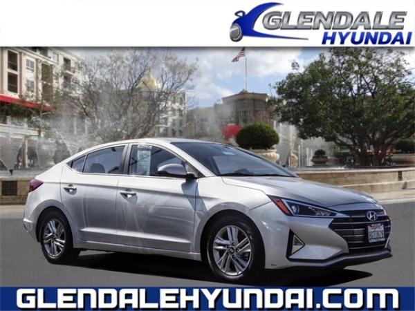 2019 Hyundai Elantra in Glendale, CA