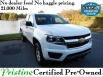 2017 Chevrolet Colorado Work Truck Extended Cab Standard Box 2WD Manual for Sale in Smyrna, DE