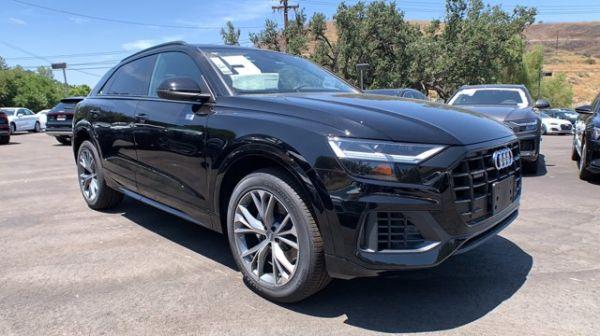 2020 Audi Q8 in Calabasas, CA