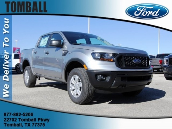 2020 Ford Ranger in Tomball, TX