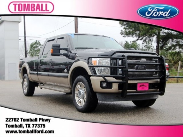 2014 Ford Super Duty F-350 in Tomball, TX