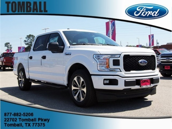 2019 Ford F-150 in Tomball, TX