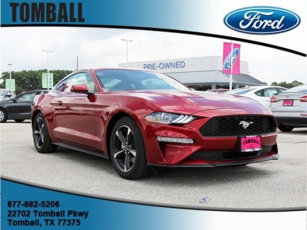 2019 Ford Mustang in Tomball, TX