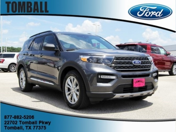 2020 Ford Explorer in Tomball, TX