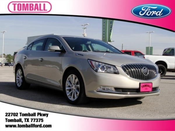 2014 Buick LaCrosse in Tomball, TX