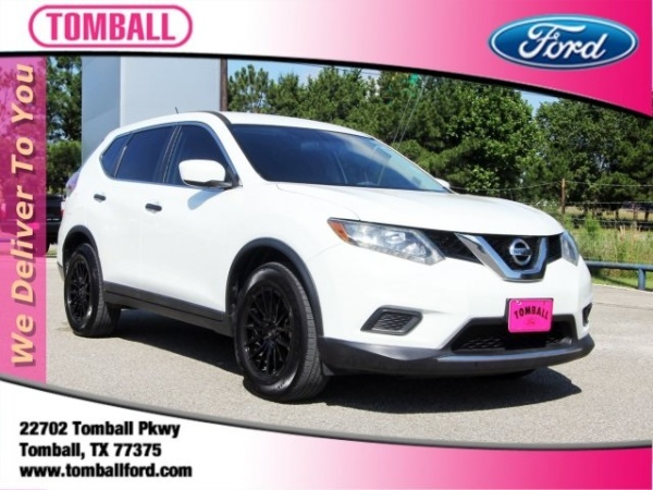 2016 Nissan Rogue in Tomball, TX