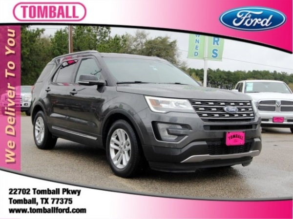 2016 Ford Explorer in Tomball, TX
