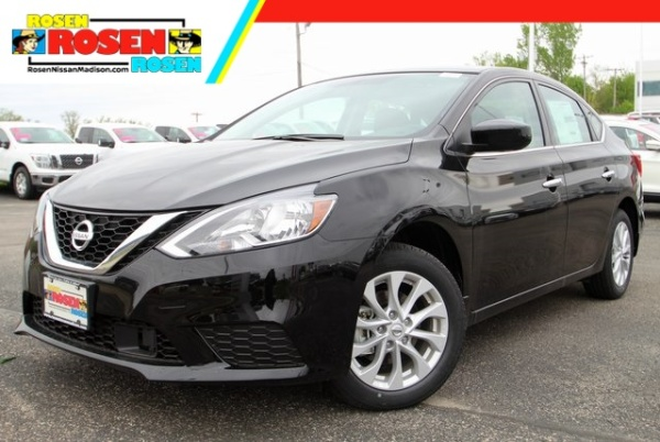 2019 Nissan Sentra in Madison, WI