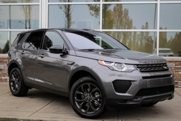 2019 Land Rover Discovery Sport Landmark