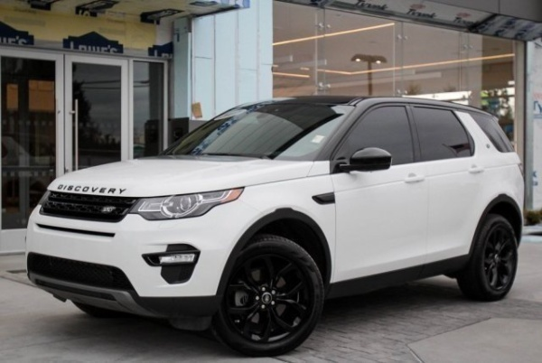 2017 Land Rover Discovery Sport in Lynnwood, WA