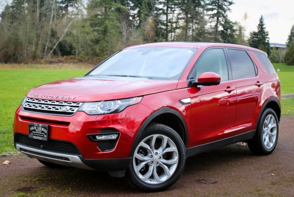 2018 Land Rover Discovery Sport in Lynnwood, WA