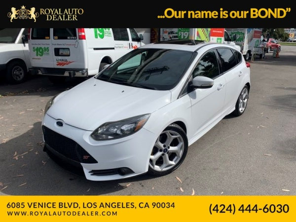 2013 Ford Focus in Los Angeles, CA