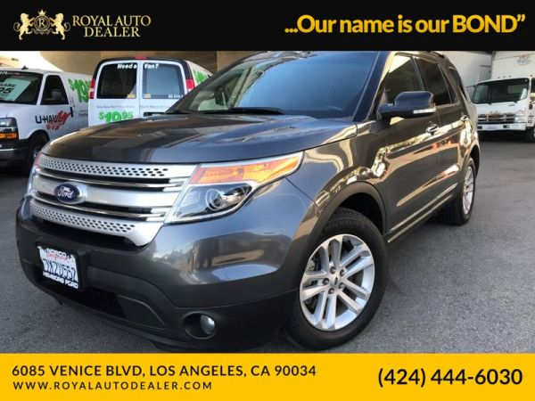 2015 Ford Explorer in Los Angeles, CA