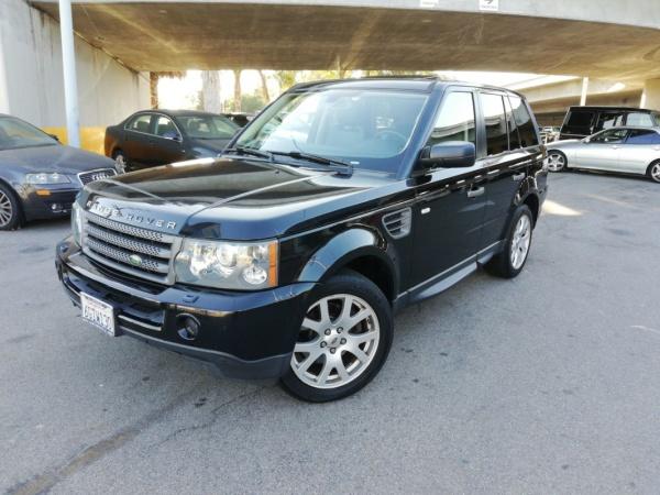2009 Land Rover Range Rover Sport in Los Angeles, CA