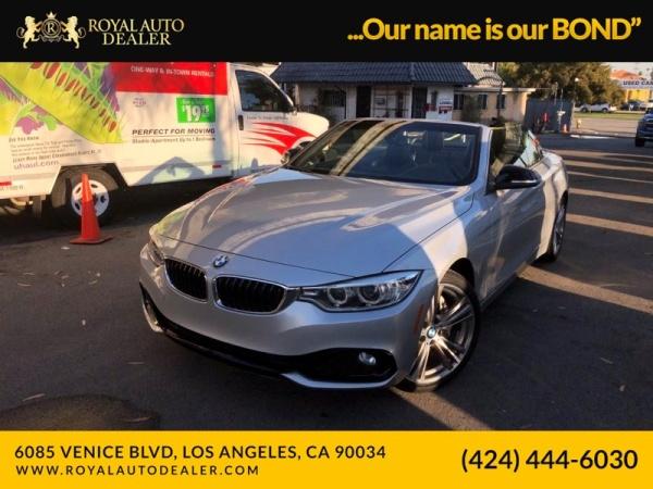 2015 BMW 4 Series 435i