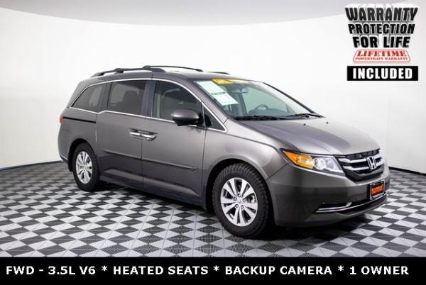 2016 Honda Odyssey in Sumner, WA