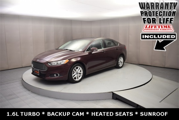 2013 Ford Fusion Reliability - Consumer Reports