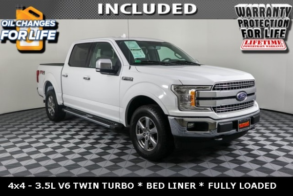 2018 Ford F-150 in Sumner, WA