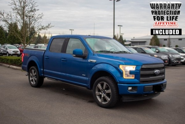 2017 Ford F-150 in Sumner, WA