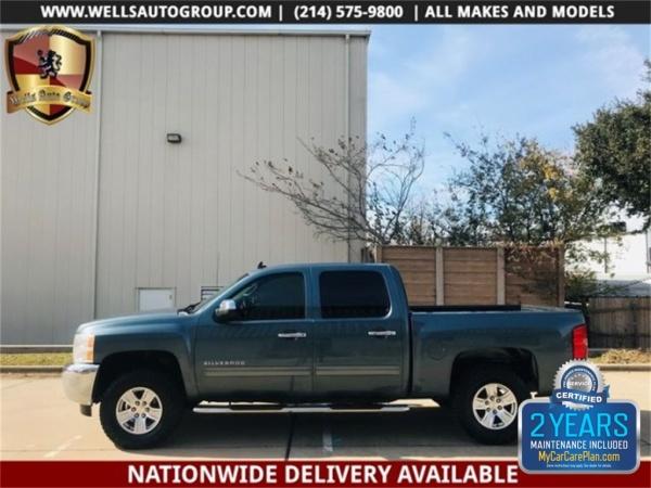 2013 Chevrolet Silverado 1500 in McKinney, TX