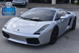 How much is a used lamborghini