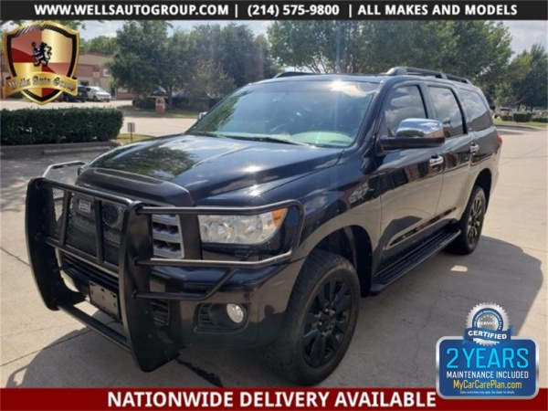 2011 Toyota Sequoia in Carrollton, TX