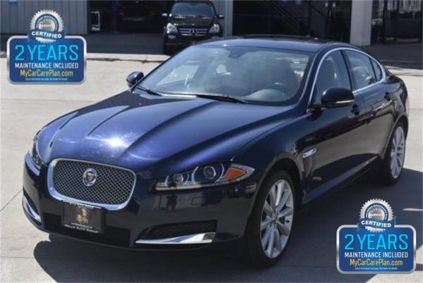 2014 Jaguar XF Supercharged
