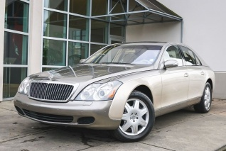 used maybach for sale | search 5 used maybach listings | truecar