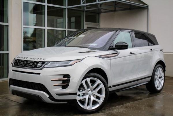 2020 Land Rover Range Rover Evoque in Bellevue, WA