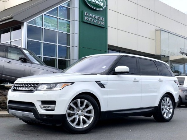 2016 Land Rover Range Rover Sport in Bellevue, WA