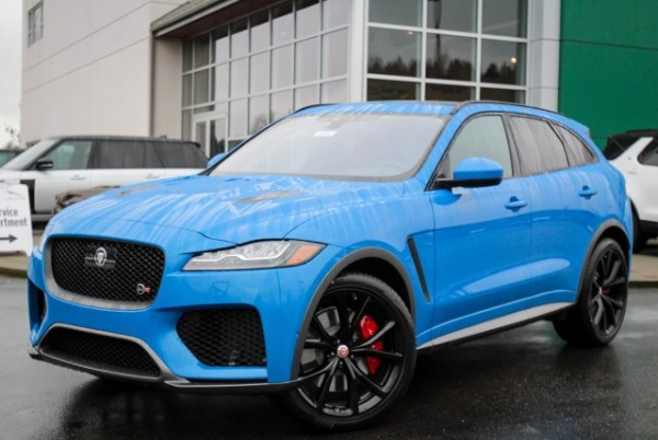 2020 Jaguar F-PACE in Bellevue, WA