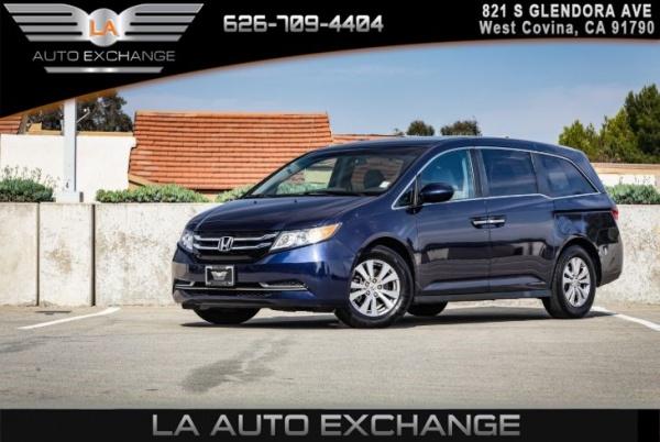 2016 Honda Odyssey in West Covina, CA