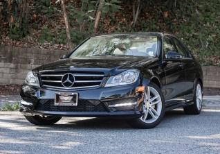 Used 2014 Mercedes Benz C Class C 250 Luxury Sedan RWD For Sale In