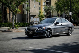 Used 2015 Mercedes Benz C Class C 300 Sedan RWD For Sale In West