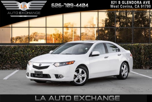 2012 Acura TSX in West Covina, CA
