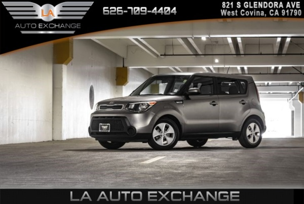 2015 Kia Soul in West Covina, CA
