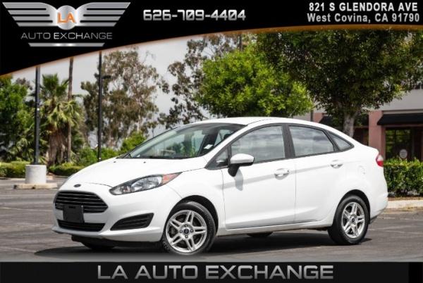 2017 Ford Fiesta in West Covina, CA