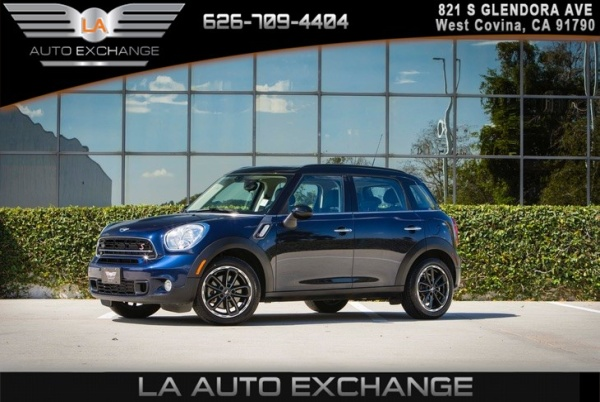 2016 MINI Countryman Cooper S