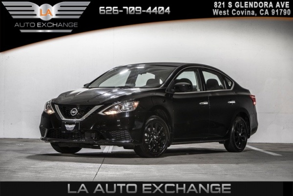 2018 Nissan Sentra in West Covina, CA