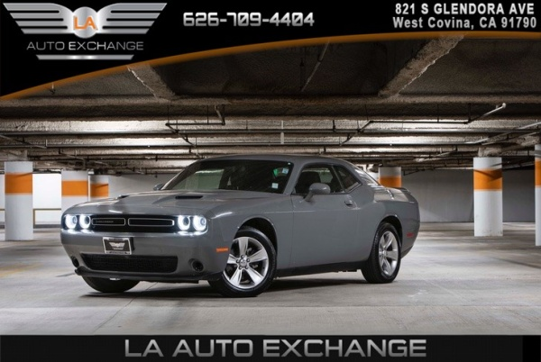 2018 Dodge Challenger in West Covina, CA