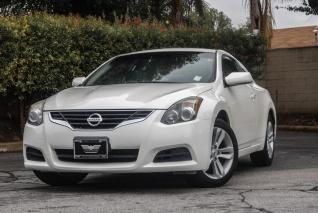 2012 Nissan Altima 2.5 S Coupe CVT