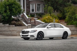 Used Mercedes Benz S Class For Sale Truecar