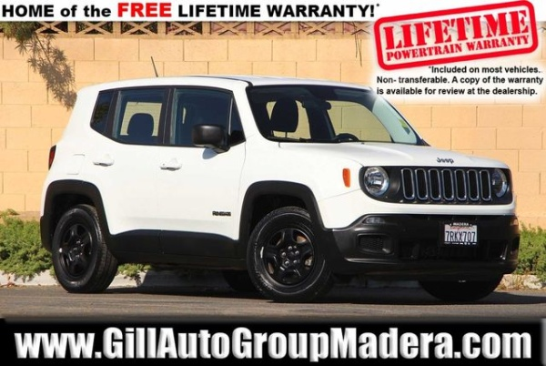 2017 Jeep Renegade in Madera, CA