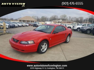 2004 Ford Mustang 2dr Coupe Deluxe For In Covington Tn