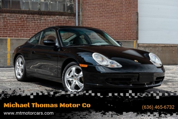 2000 Porsche 911 in Saint Charles, MO