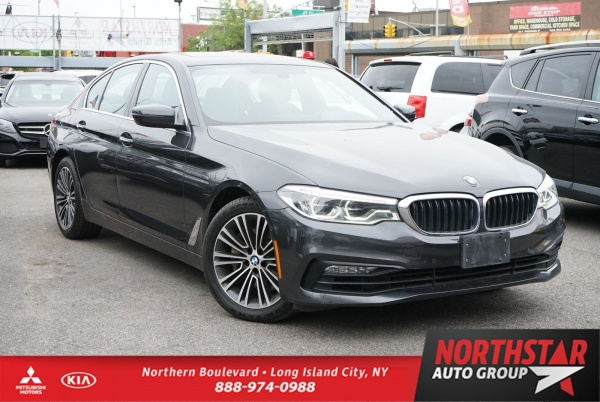 2017 BMW 5 Series in Long Island City, NY